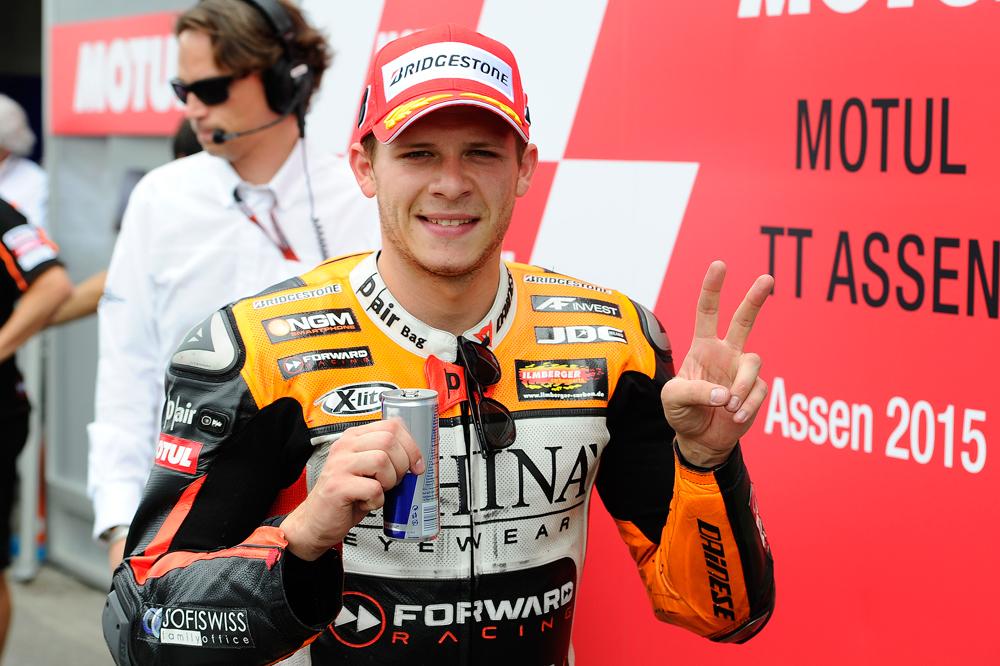 Stefan Bradl en busca de equipo en MotoGP
