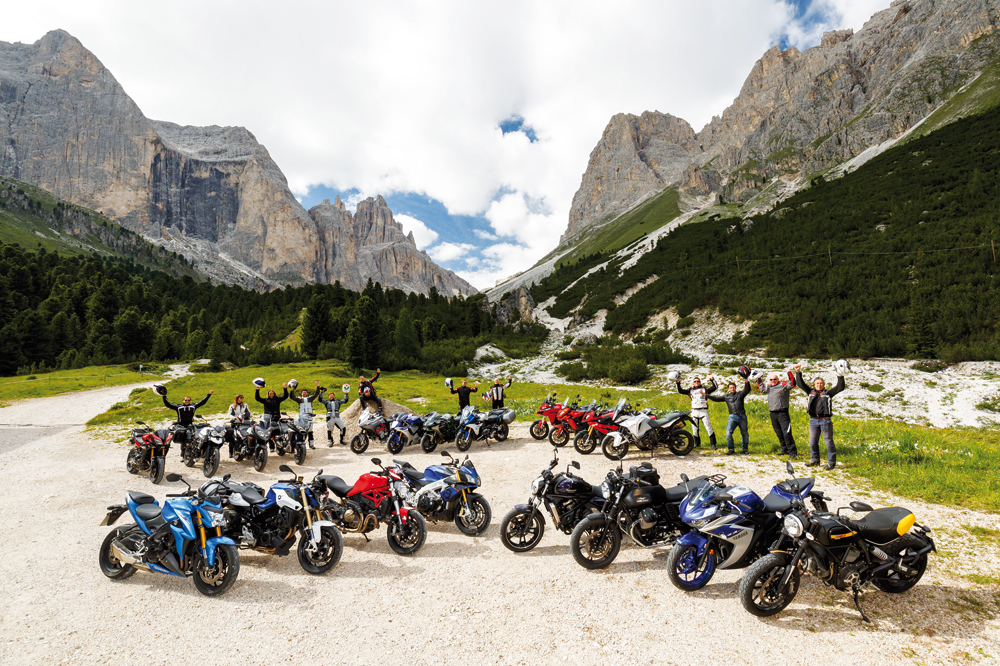 Motociclismo 2471: Contenidos de la revista