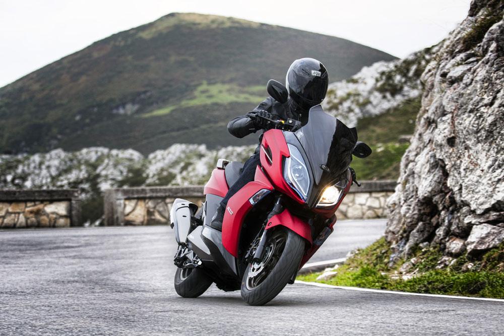 KYMCO, primera marca de motos en España