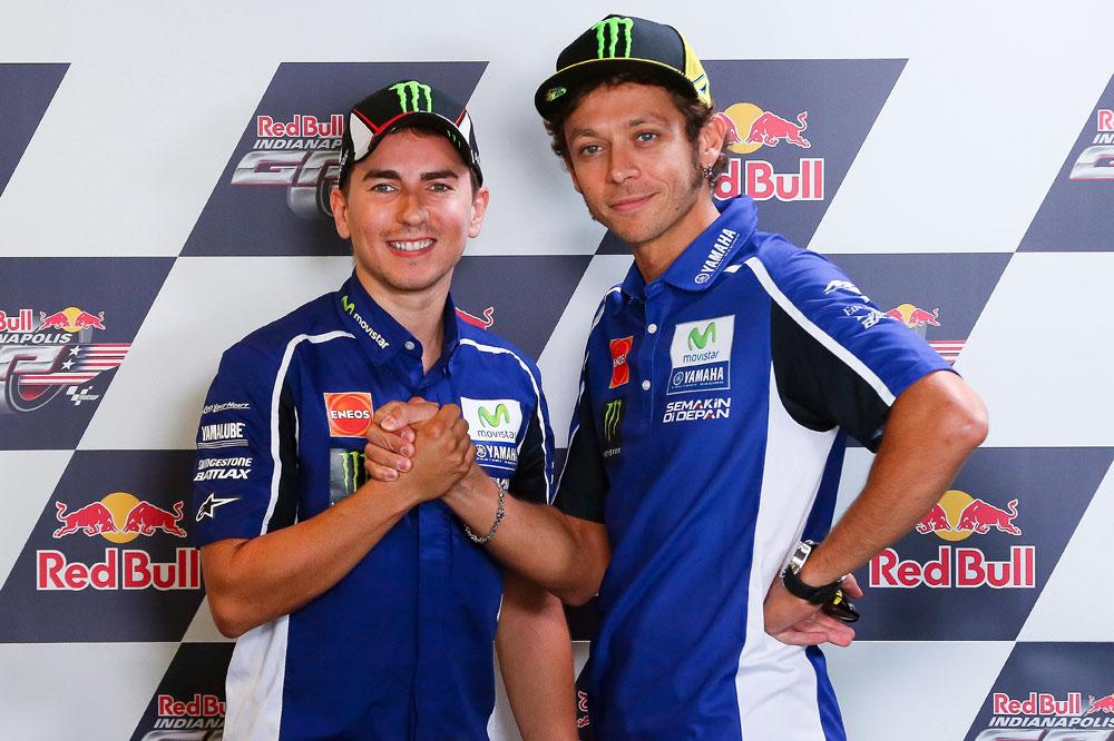 Jorge Lorenzo: Como mínimo espero igualar el segundo puesto de 2015