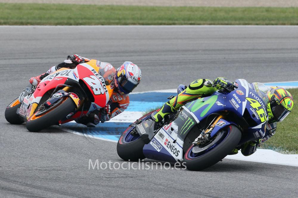 Rossi: Ha sido un fin de semana difícil, con Marc y Jorge siempre más fuertes que yo