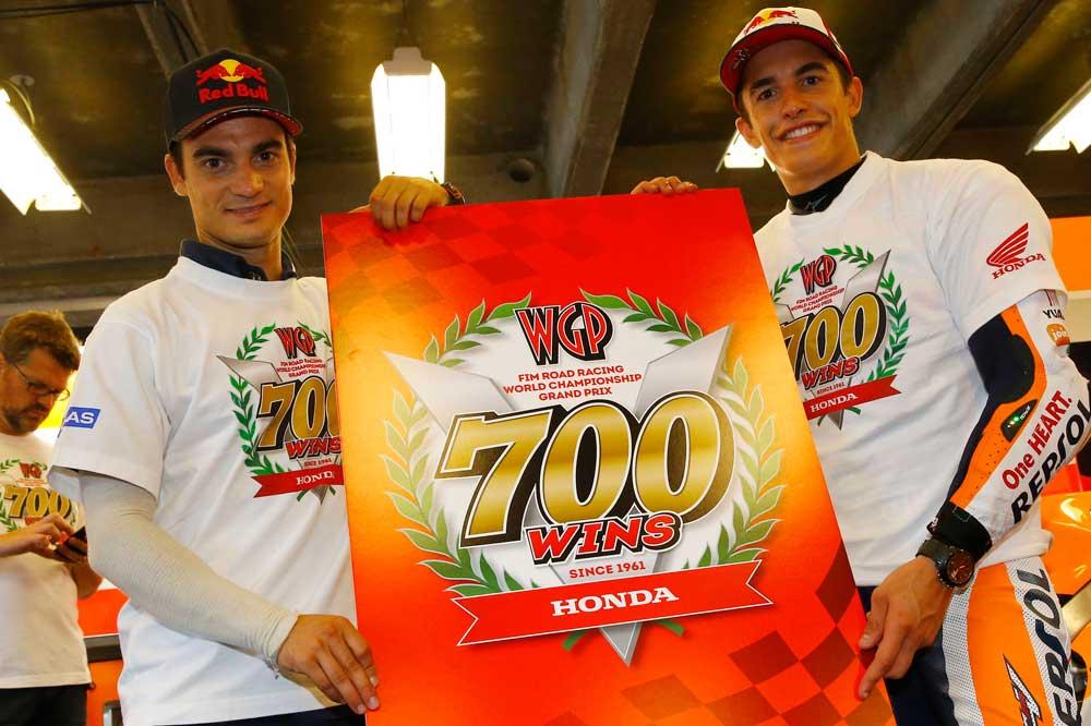 Pedrosa: Yo era más fuerte que Rossi en la frenada, pero él lo era más en aceleración