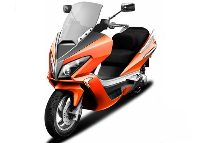 Goes se adentra en el mundo de las motos