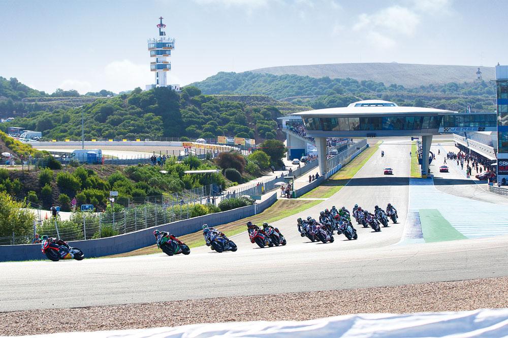 Vente con Motociclismo al Mundial de SBK: ¡Jerez te espera!