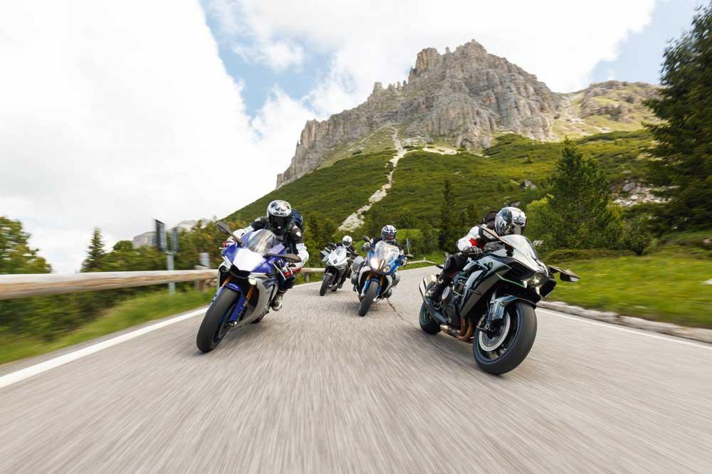 Motociclismo 2473: Contenidos de la revista