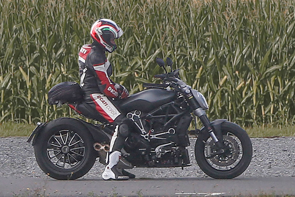 Nueva Ducati Diavel