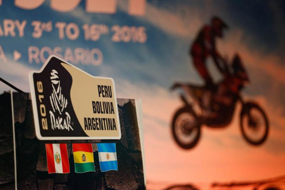 Perú fuera del recorrido del Dakar 2016