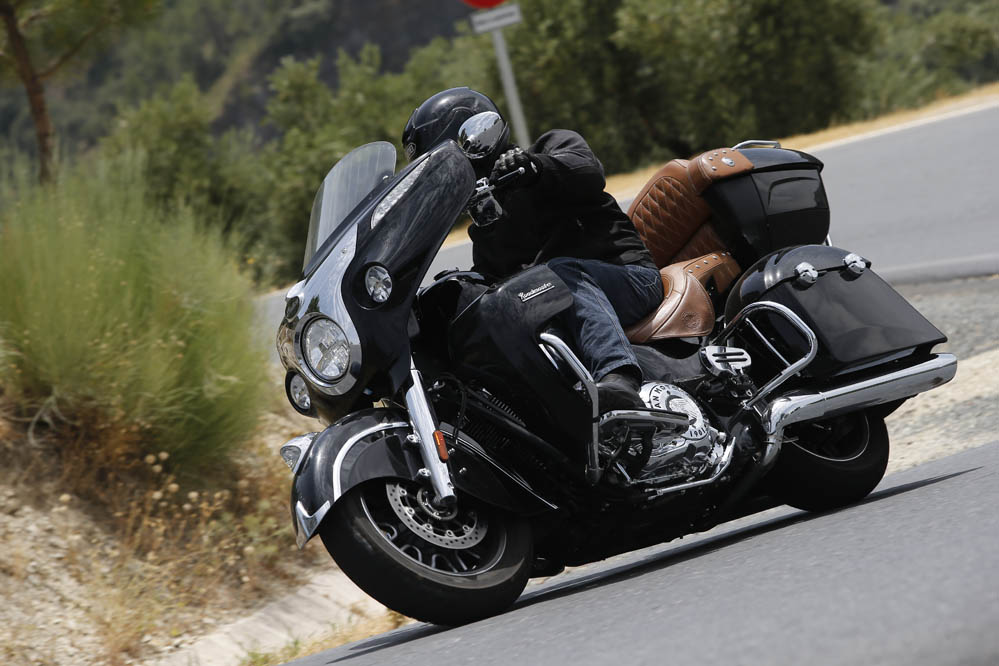 Prueba: Indian Roadmaster