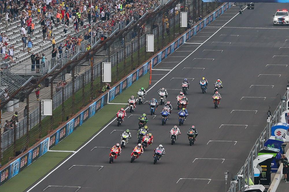 La próxima parrilla de MotoGP