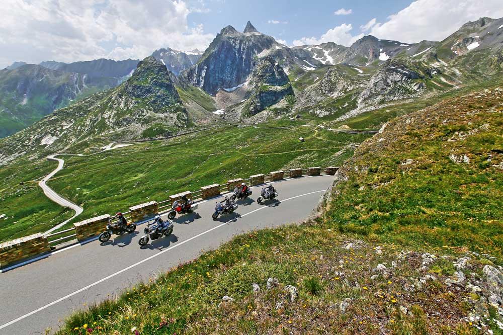 Motociclismo 2476: Contenidos de la revista
