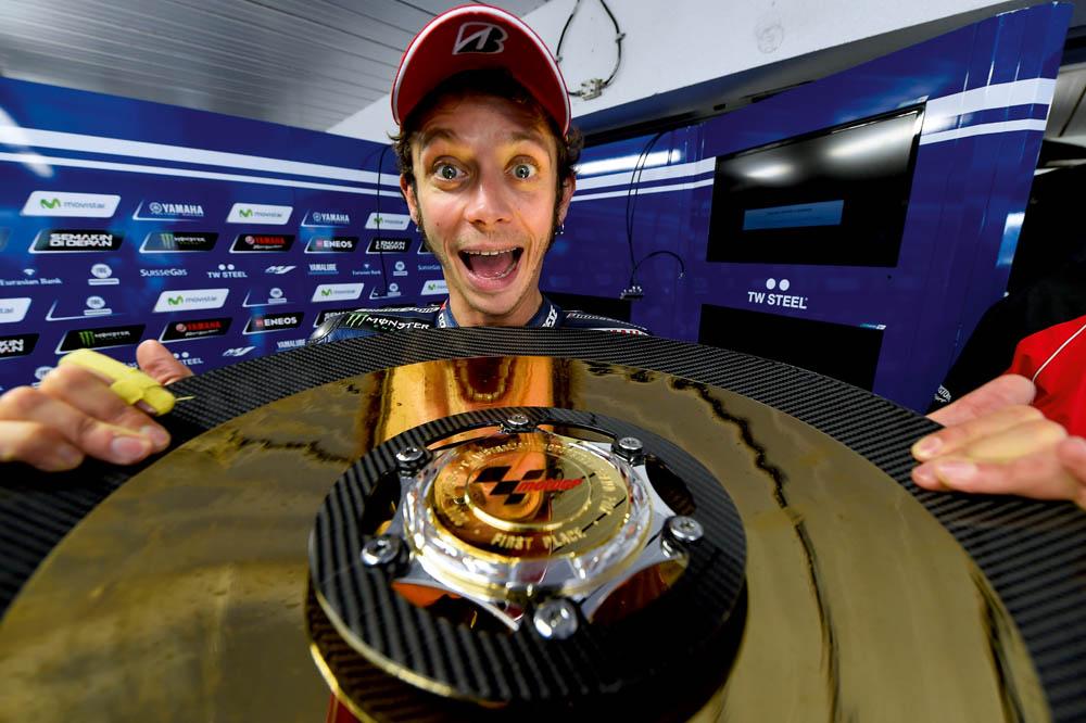 Valentino Rossi: El décimo mundial no sería el más importante
