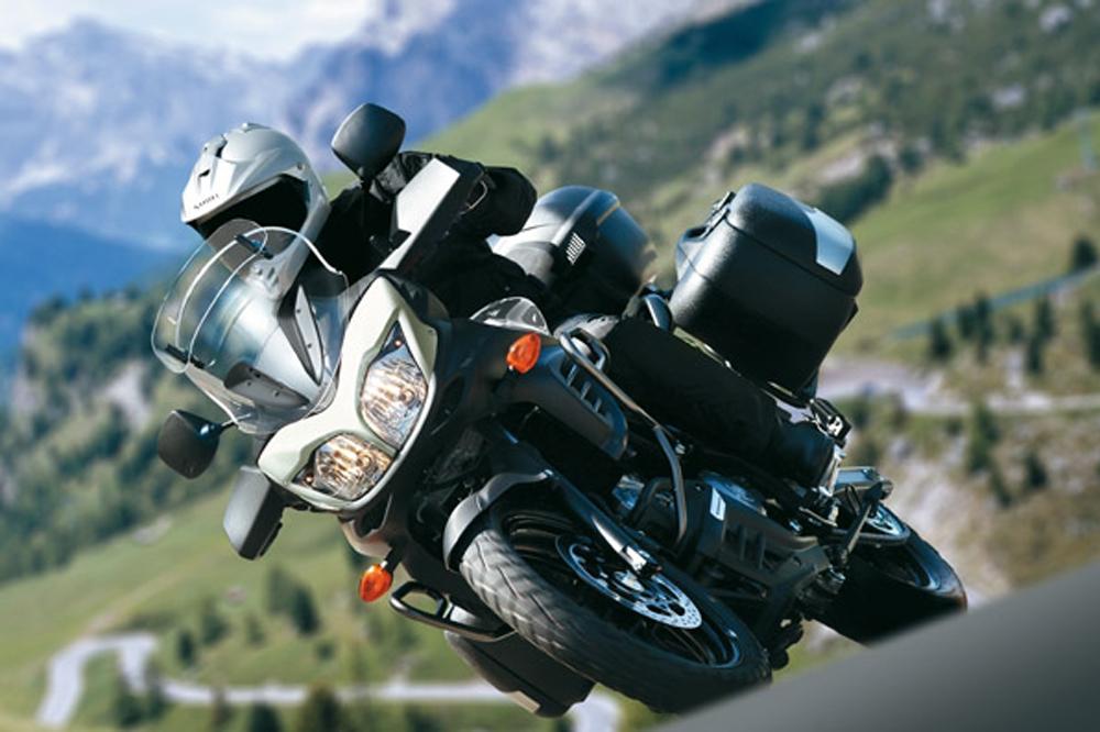 Promoción: Suzuki V-Strom 650 y Suzuki V-Strom 650XT
