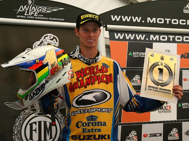 Ramon, Campeón del Mundo