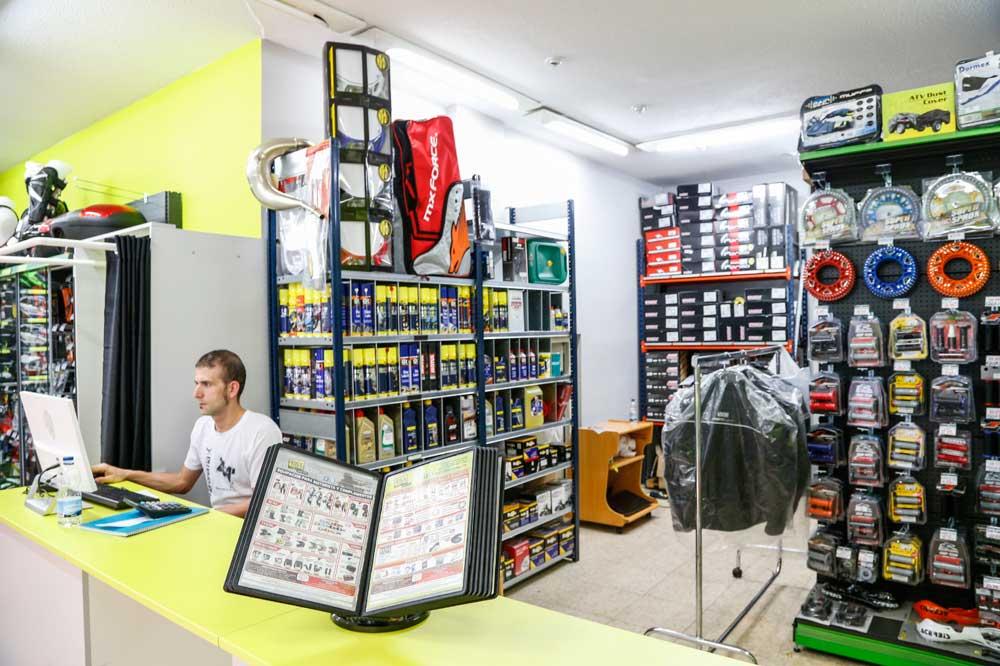 MOREMOTO MADRID, nueva tienda en la capital.