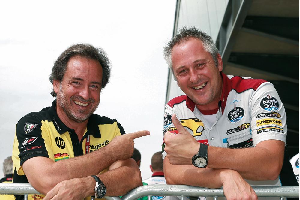 Sito Pons: El nuevo reglamento hace más atractivo MotoGP a nivel económico