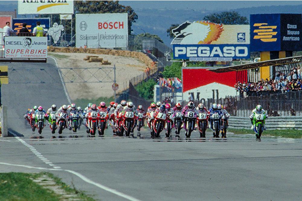 España en el Mundial de Superbike