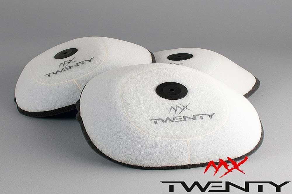 Filtros de aire Twenty MX