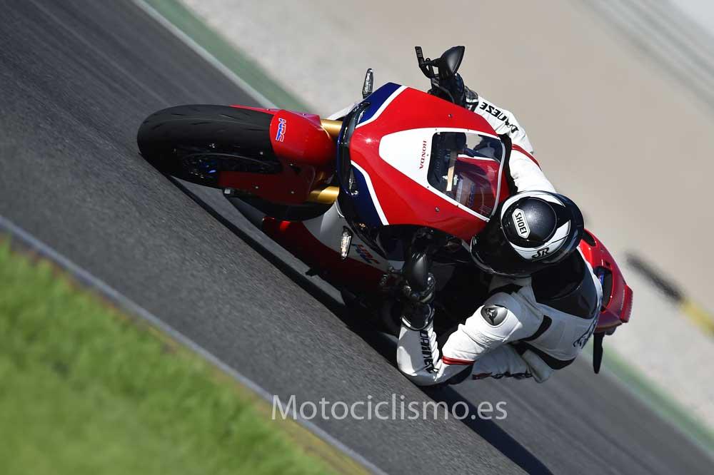 Prueba con vídeo de la Honda RC213V-S