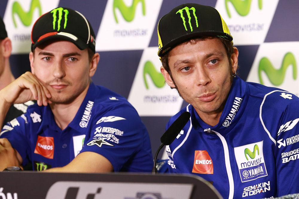 Valentino Rossi: 23 puntos es una buena ventaja, pero quizás no sea suficiente