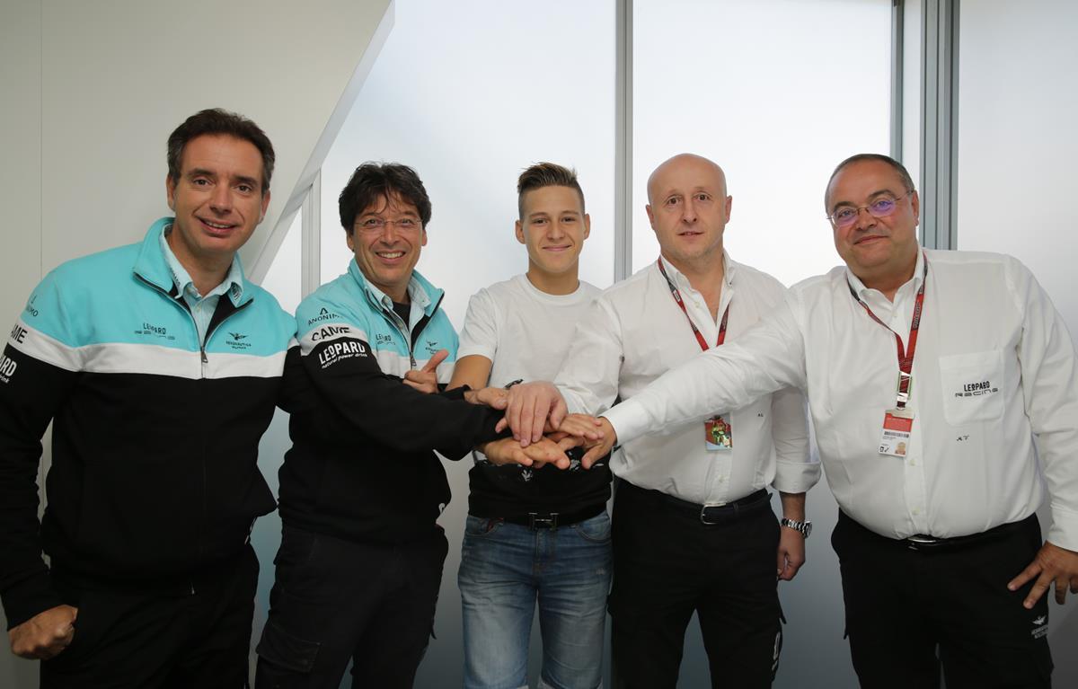 El Leopard Racing confirma el fichaje de Fabio Quartararo