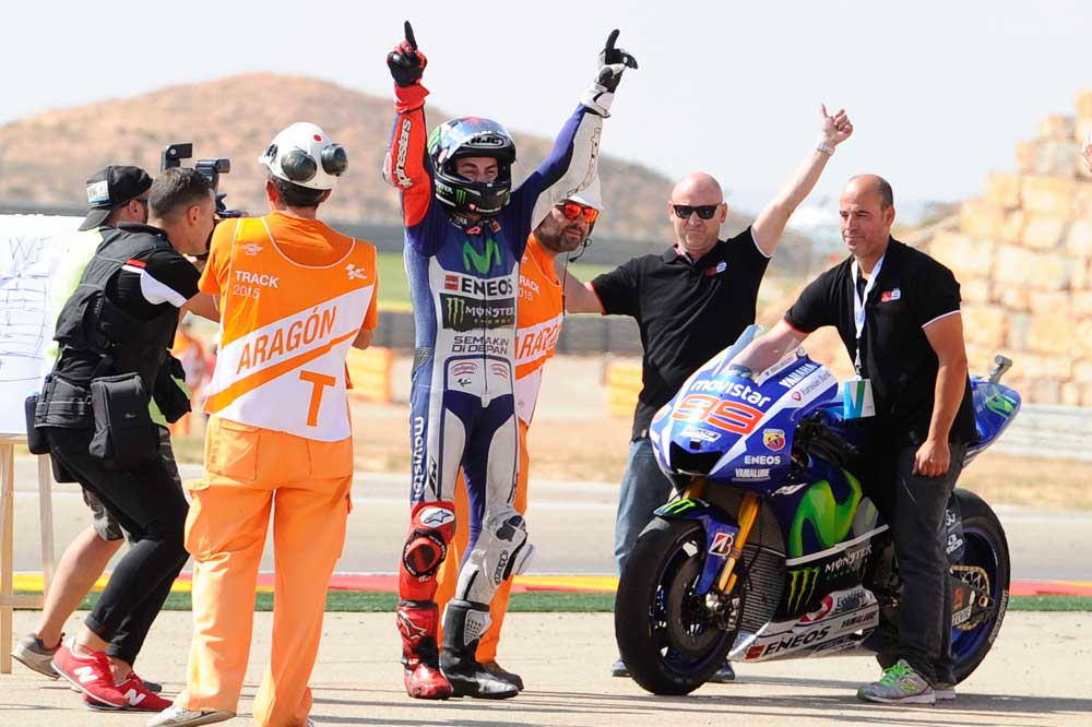 "Jorge Lorenzo: ""Yes, we can"""