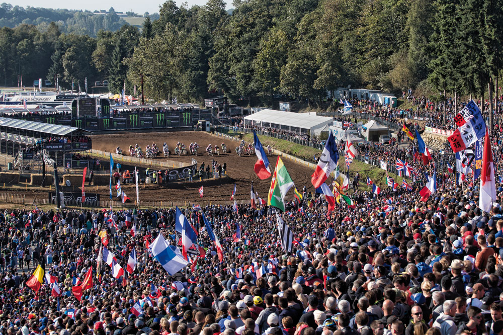 Francia se adjudica el Motocross de las Naciones