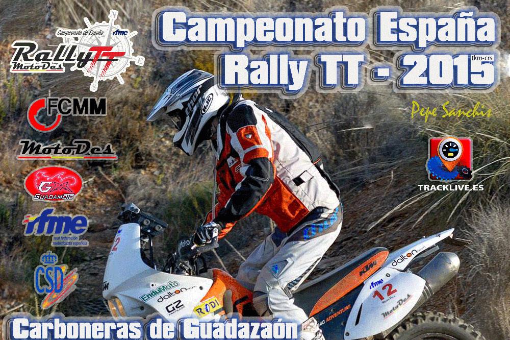 Cuenca celebra la segunda prueba del nacional de Rally TT