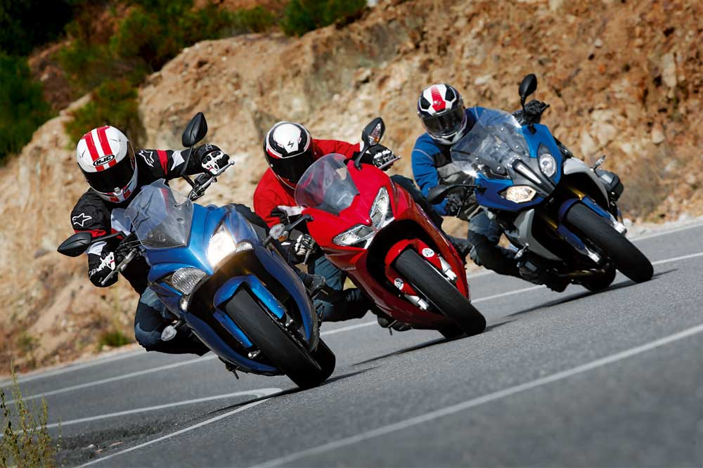 Motociclismo 2480: Contenidos de la revista