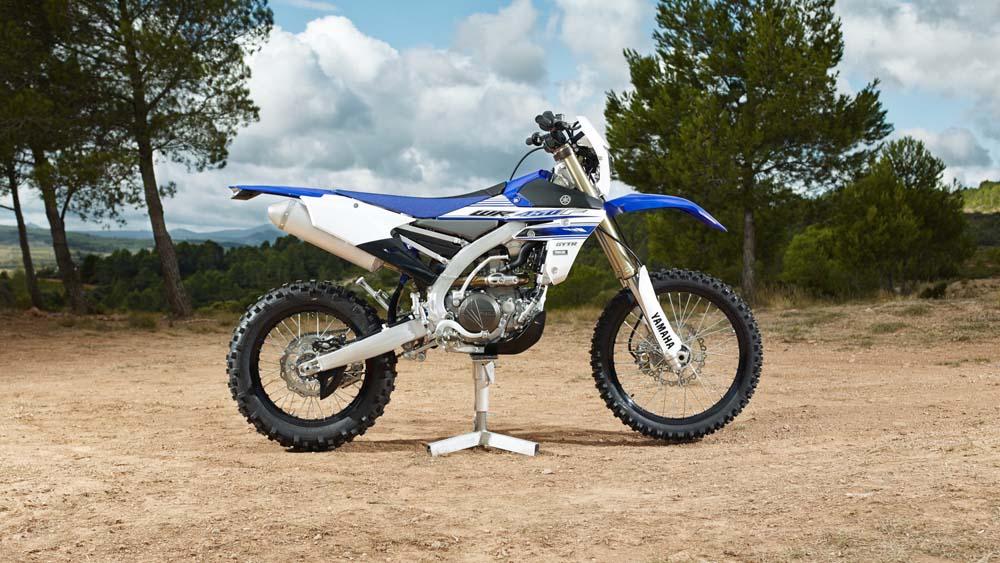 Nueva Yamaha WR405F 2016