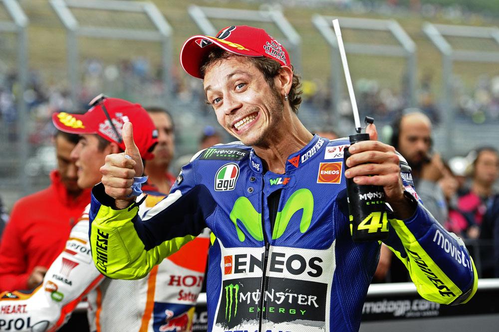 Rossi: Estas cosas suceden en la calificación