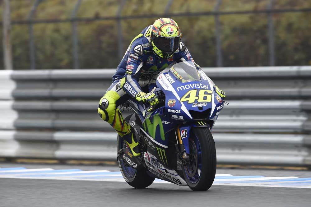 Valentino Rossi, el piloto con más victorias en Phillip Island