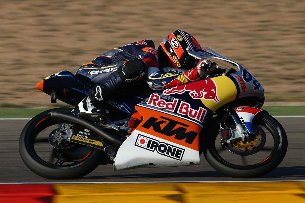 Ipone y Red Bull Rookies Cup