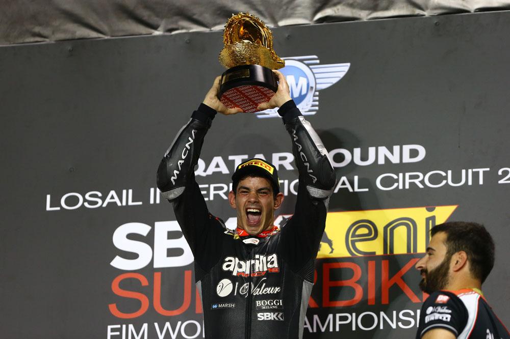 Jordi Torres y Leon Haslam ganan en Qatar