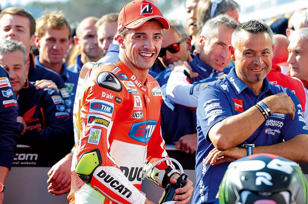 Iannone: Ha sido una de mis mejores carreras en MotoGP