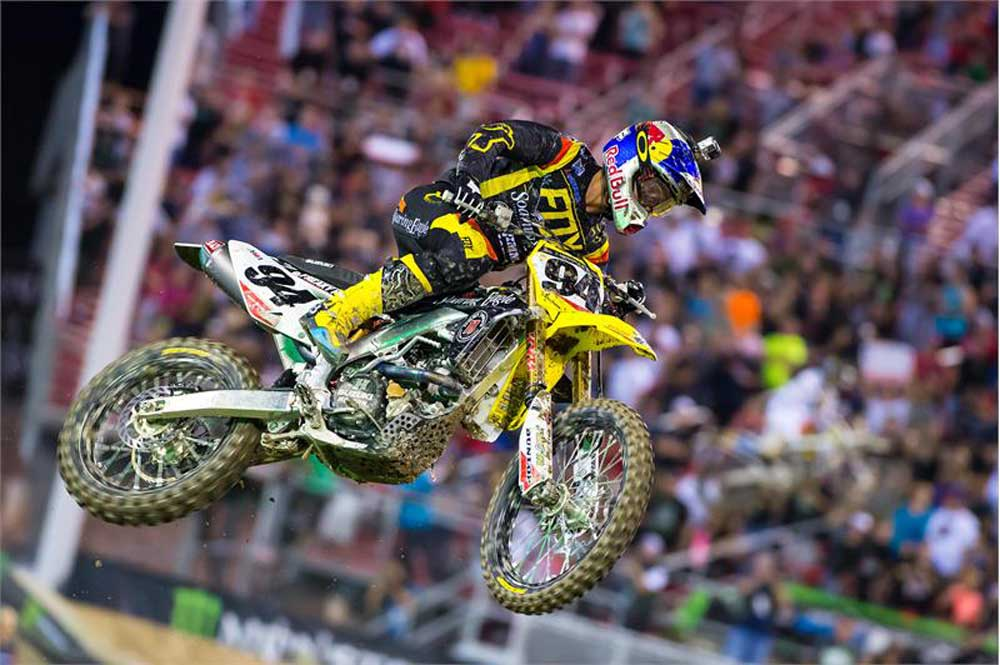Roczen vence en la Copa Monster Energy