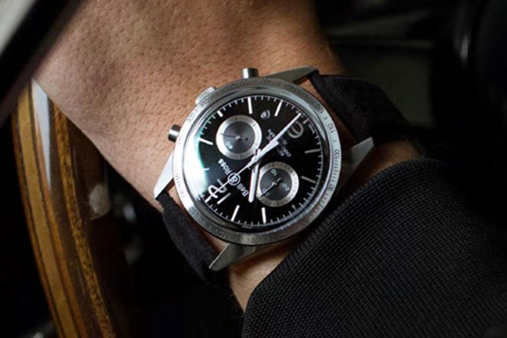 Bell & Ross presenta el reloj Vintage BR GT
