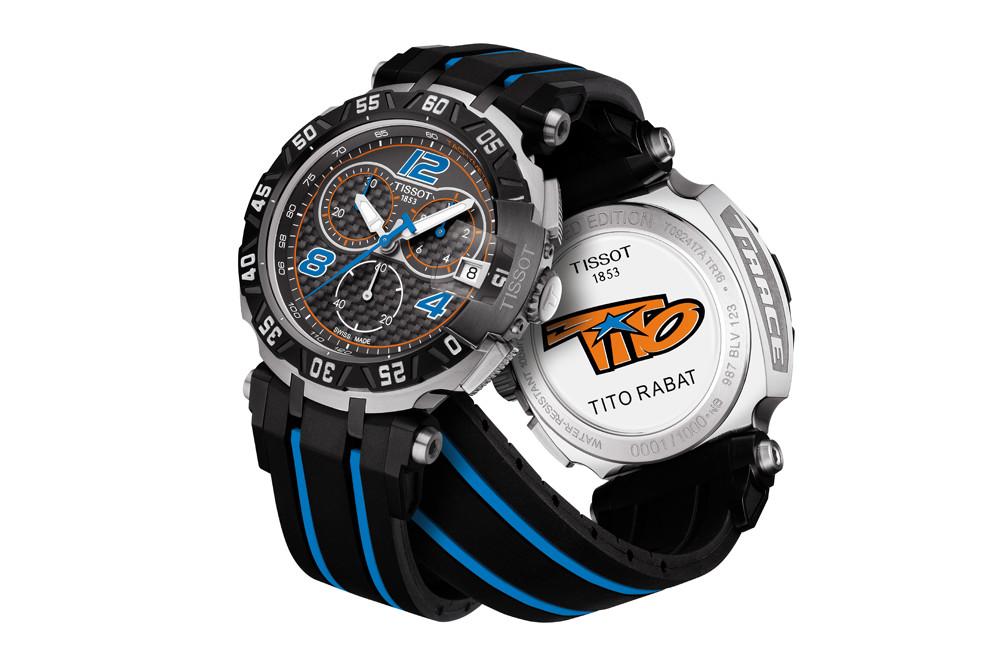 Tissot T Race Tito Rabat Edición Limitada 2016