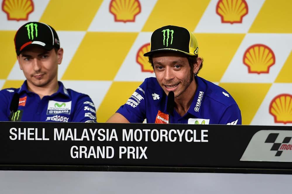 Valentino Rossi: Lorenzo ha sido muy rápido pero no estamos tan lejos
