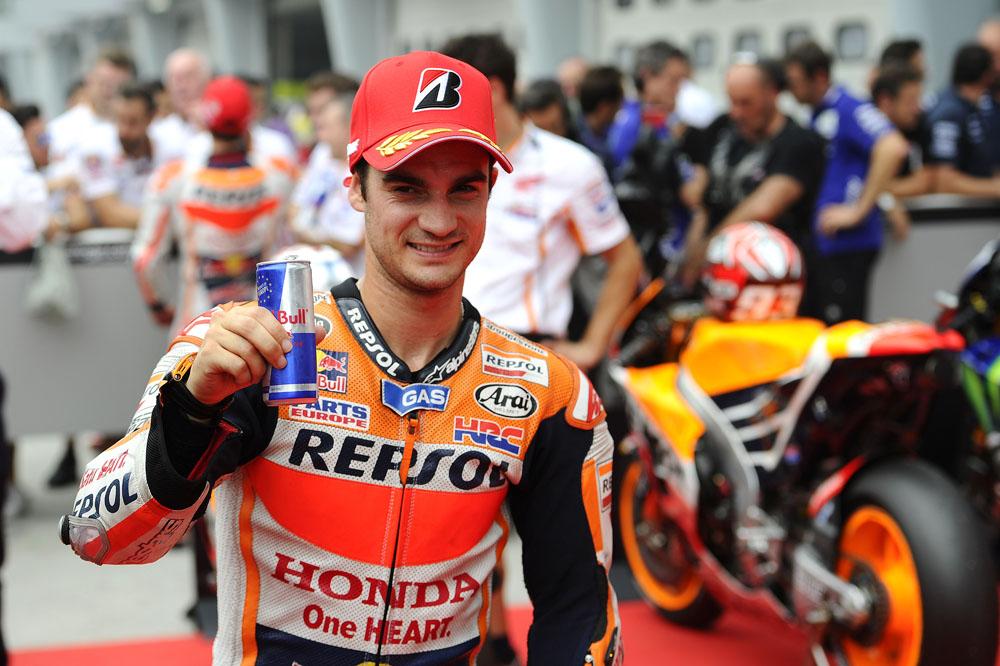 Pedrosa: He tenido muy buen feeling con la moto y el equipo