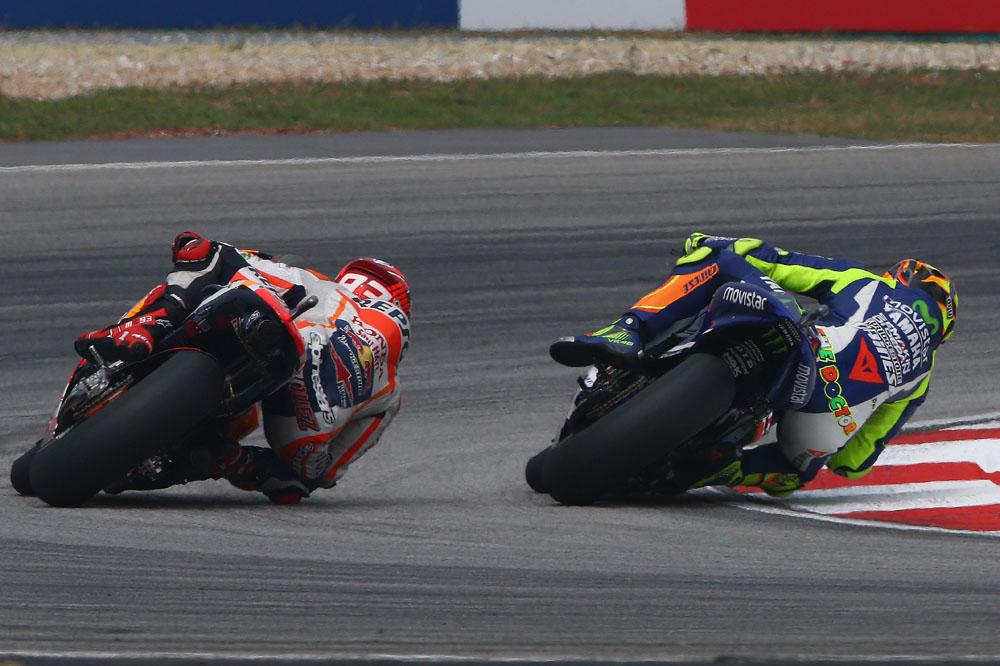 Rossi: Márquez intentaba que yo perdiera el campeonato