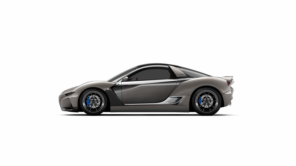 Yamaha lanza su nuevo coche