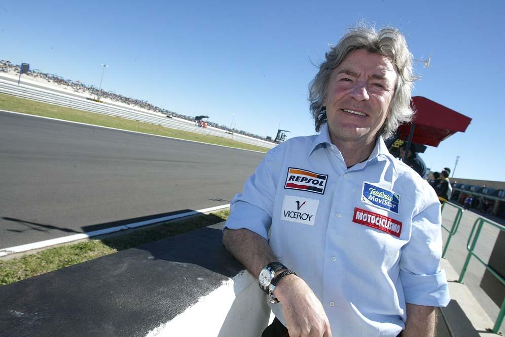 Carta abierta de Ángel Nieto ante el GP de Valencia