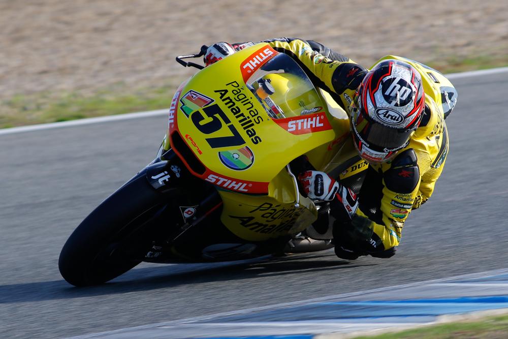 Morales, Pons y Bulega partirán desde la pole en el FIM CEV de Jerez