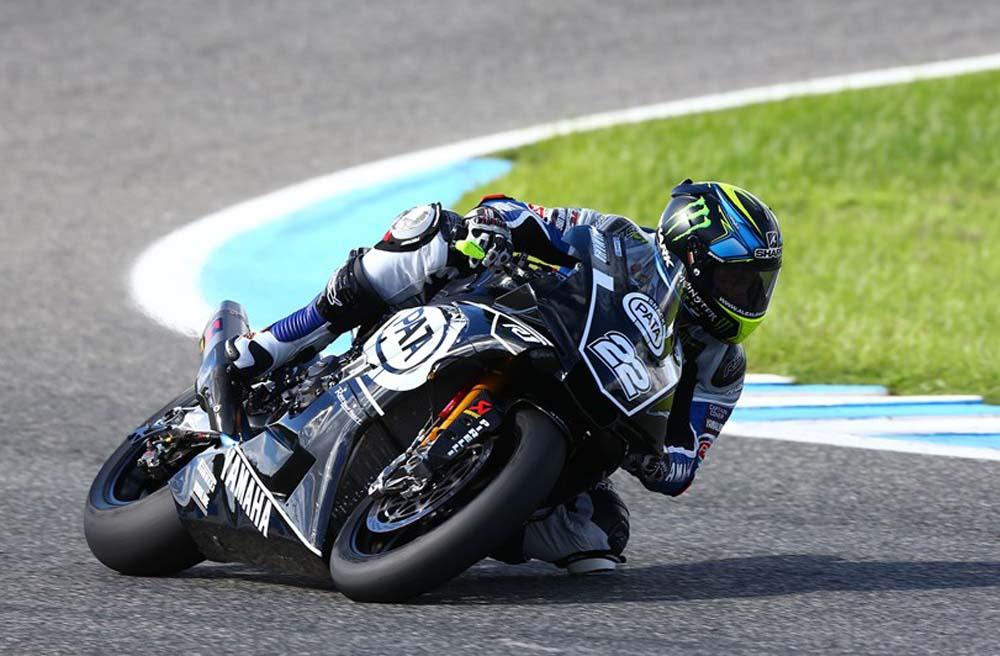 Yamaha da sus primeros pasos con éxito en su vuelta a Superbike