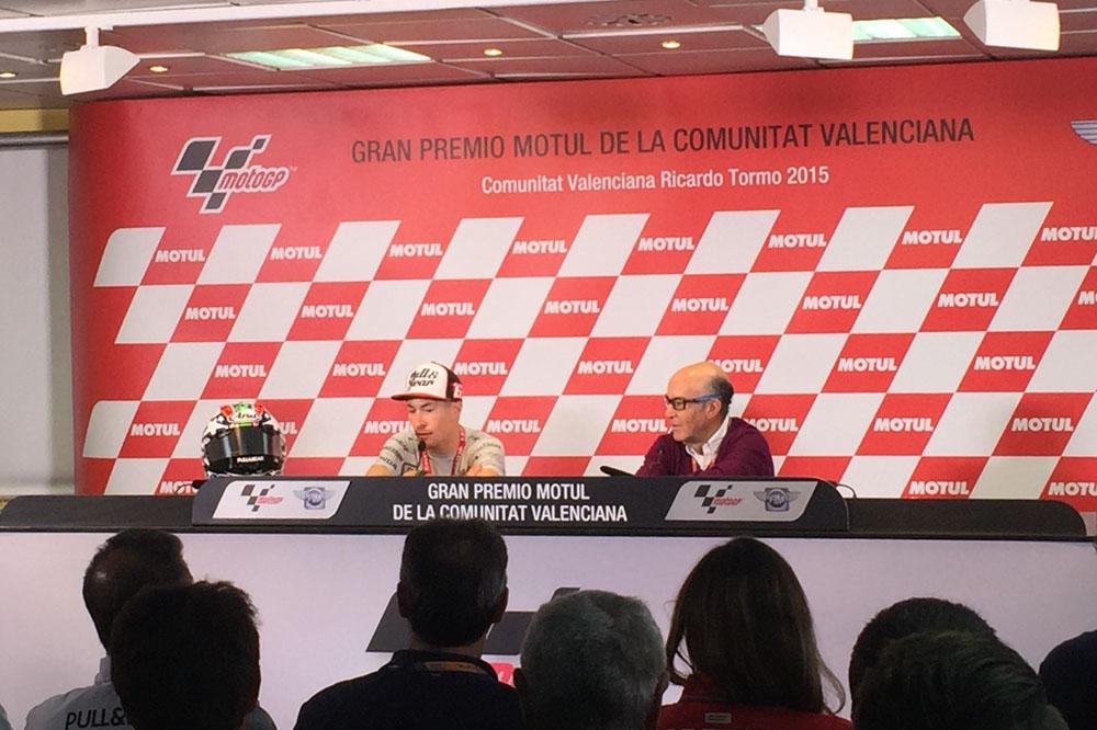 Nicky Hayden ya es leyenda de MotoGP