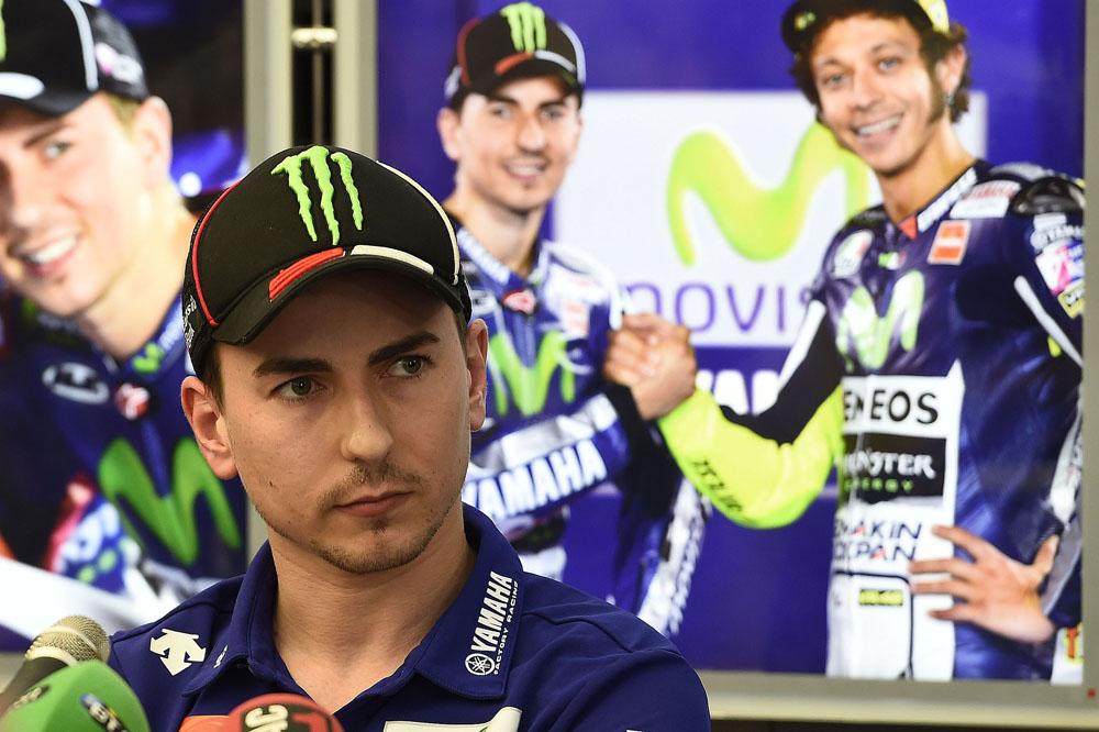 Jorge Lorenzo: No me cambiaría por Valentino