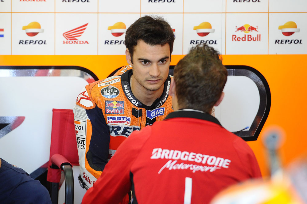 Dani Pedrosa: La gestión de los neumáticos puede determinar la carrera