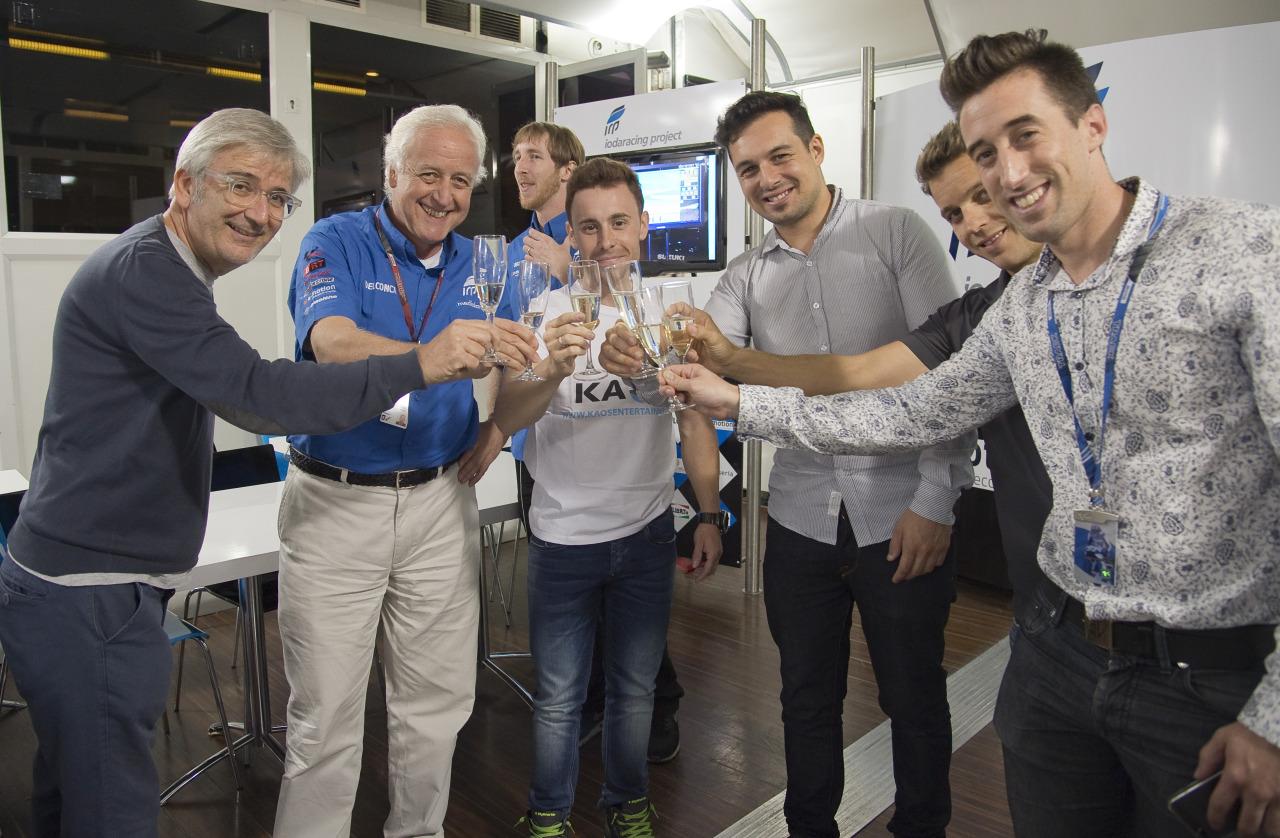 Efrén Vázquez disputará el Mundial de Moto2 con el Ioda Racing