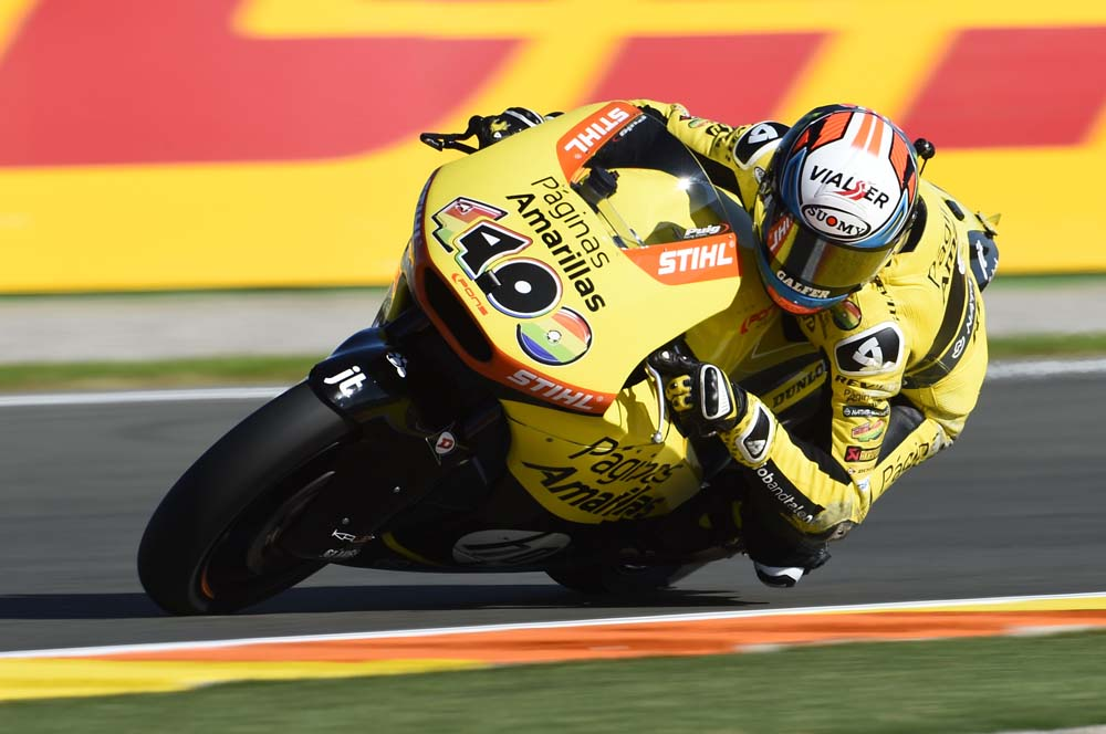 Rins se despide de Jerez batiendo las marcas de Moto2