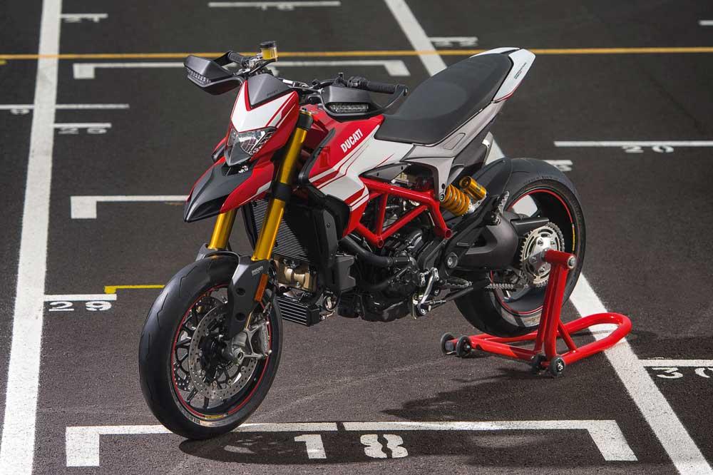 Nuevas Ducati Hypermotard e Hyperstrada 939